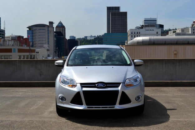 2012 Ford Focus SEL Review city