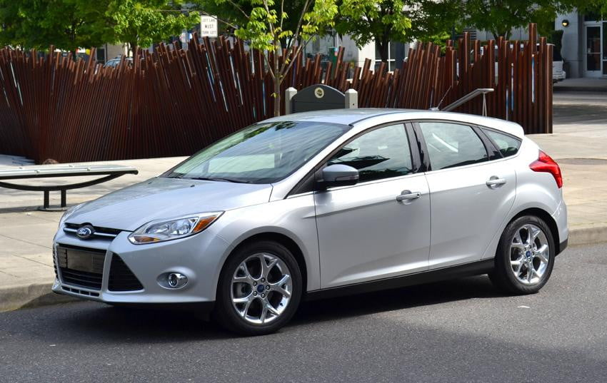 2012 ford focus sel review digital trends. Black Bedroom Furniture Sets. Home Design Ideas