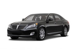 hyundai equus review press image
