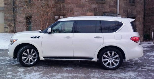 2012-Infiniti-QX56-Review-white-side-2