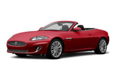 jaguar xkr review press image