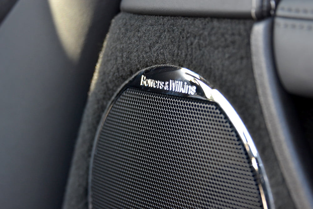 2012 Jaguar XKR review bowers wilkins interior
