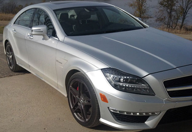 2012 Mercedes Benz Cls 63 Amg Review Digital Trends