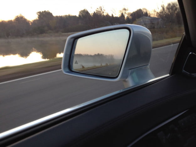 2012-Mercedes-Benz-CLS-63-AMG-Drivers-Side-Mirror