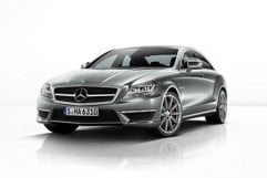 mercedes benz cls amg review press image