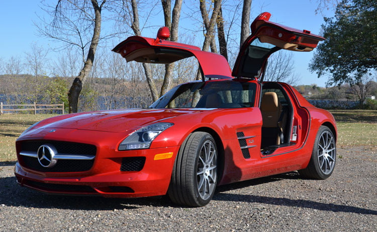 2012 mercedes benz sls amg review digital trends for 2012 mercedes benz sls amg