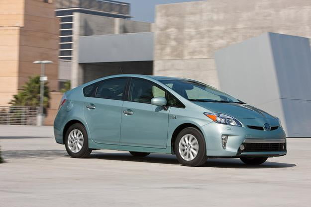 2012 Toyota Prius Plug-in Hybrid