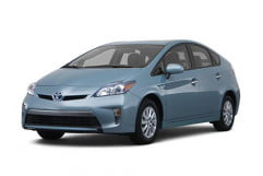 toyota prius plug in review press image