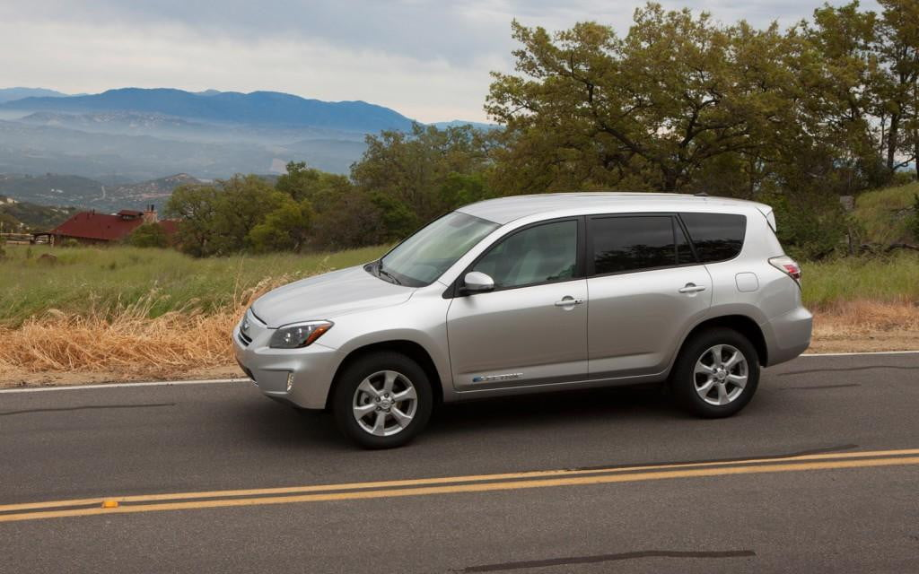 toyota ev rav4 for sale. Black Bedroom Furniture Sets. Home Design Ideas