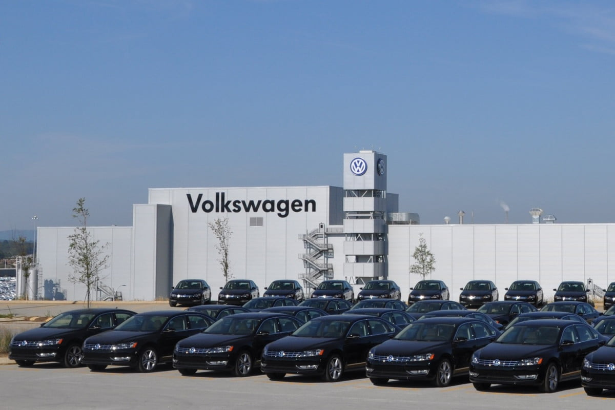 epa may ask vw to build more electric cars volkswagen chattanooga factory