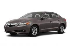 acura ilx hybrid review press image