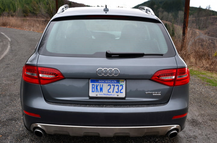 audi allroad review backend ii