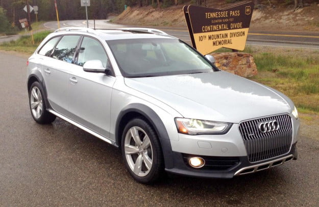 2013 Audi Allroad first drive