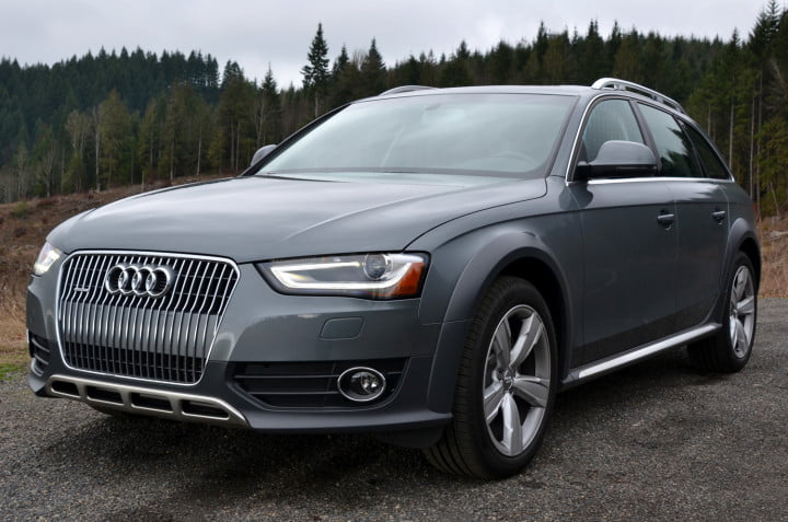 audi allroad review wide angle