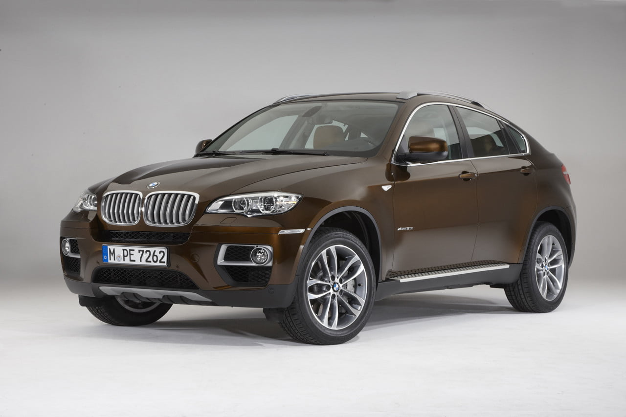 2013 bmw x6 front three quarter. Black Bedroom Furniture Sets. Home Design Ideas
