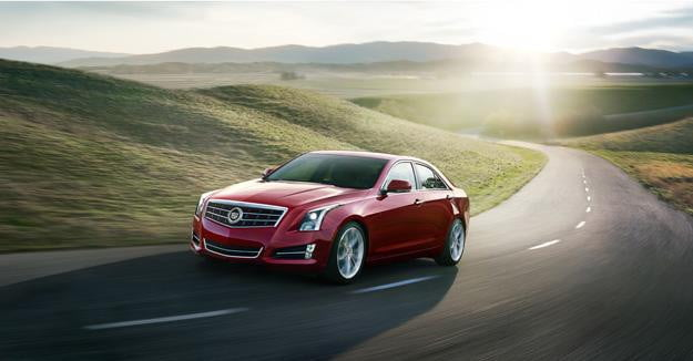 2013 Cadillac ATS: Affordable luxury starts at ,000