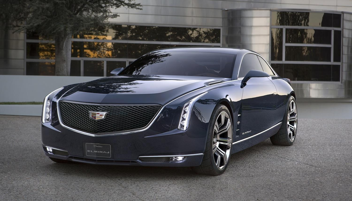 Now thats what a Cadillac should look like.