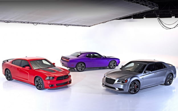 2013 SRT Core 300, Challenger, Charger