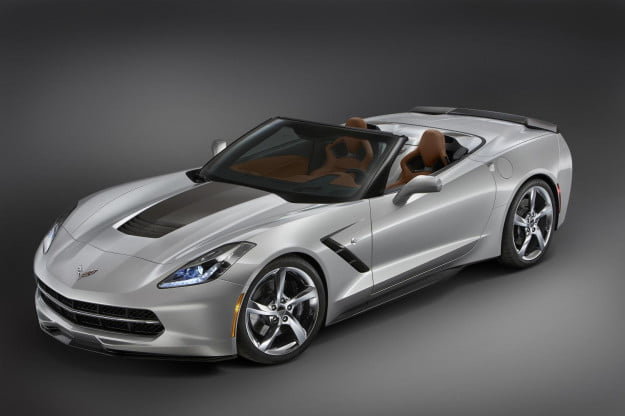 2013 Corvette Stingray Atlantic Convertible