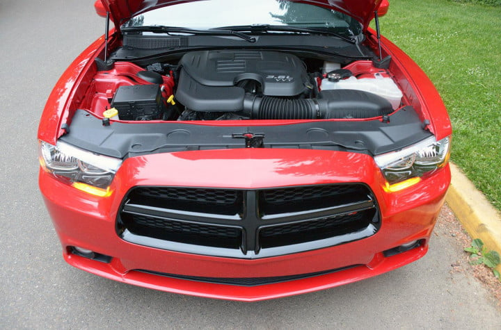 dodge charger sxt awd horsepower pentastar v engine
