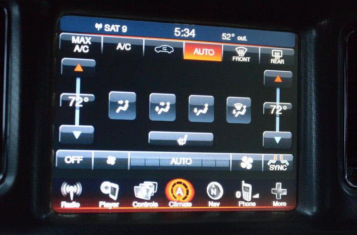 dodge charger sxt awd uconnect media center touchscreen climate control