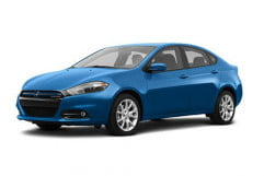 dodge dart review press image