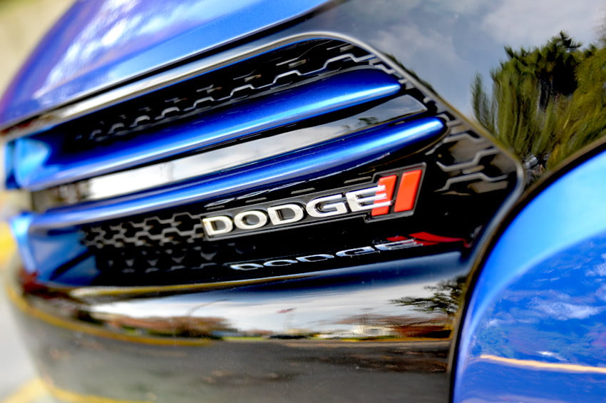 2013 Dodge Dart review dodge logo exterior