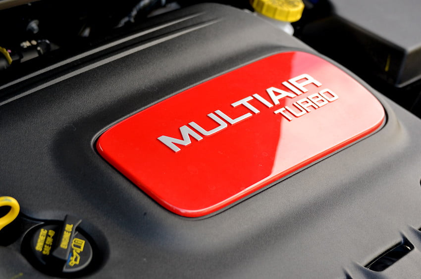 2013 Dodge Dart review engine multiair turbo