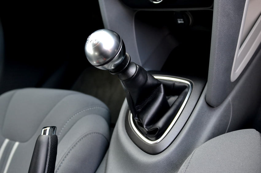 2013 Dodge Dart review gear stick shift
