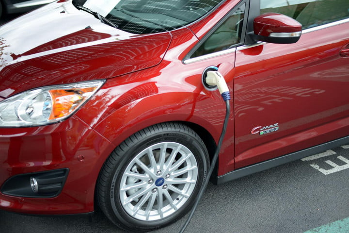 ford c max energi review cmax plugin charging
