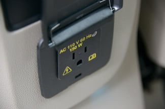 2013 Ford CMAX Plugin power outlet
