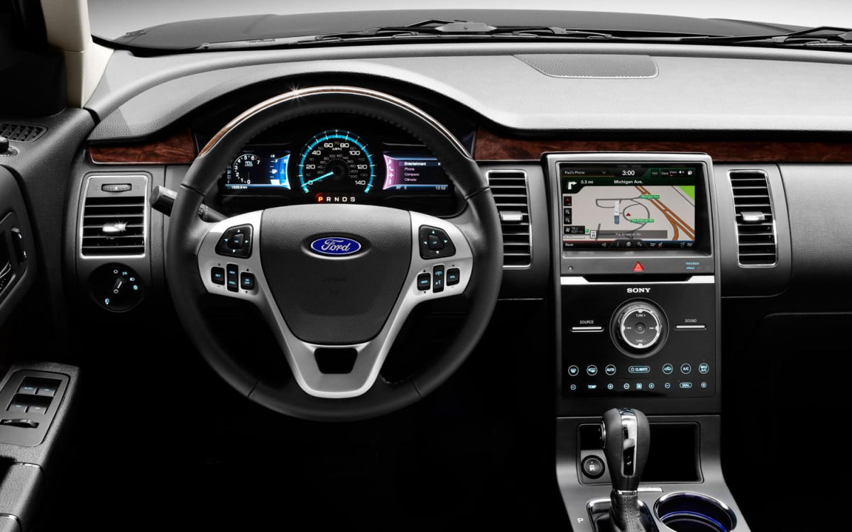 ford to scrap sync and myford touch dealer education programs  flex interior close