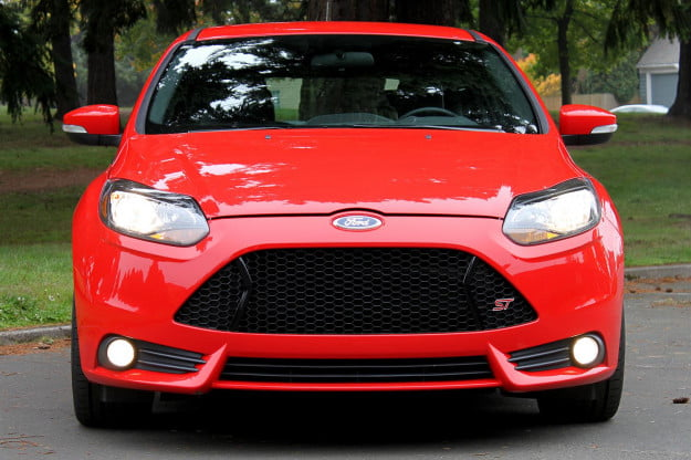 2013 Ford Focus ST front 2