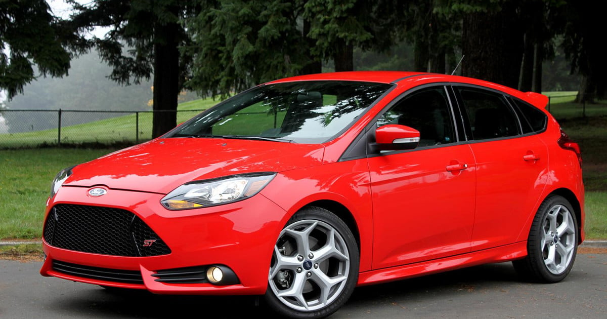 Wonderful 2014 Ford Focus ST Review  Digital Trends