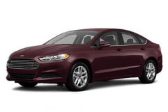 ford fusion review press image