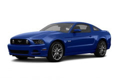 ford mustang review press image