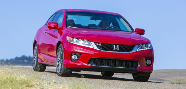 2013 Honda Accord EX L V 6 Coupe 105 header