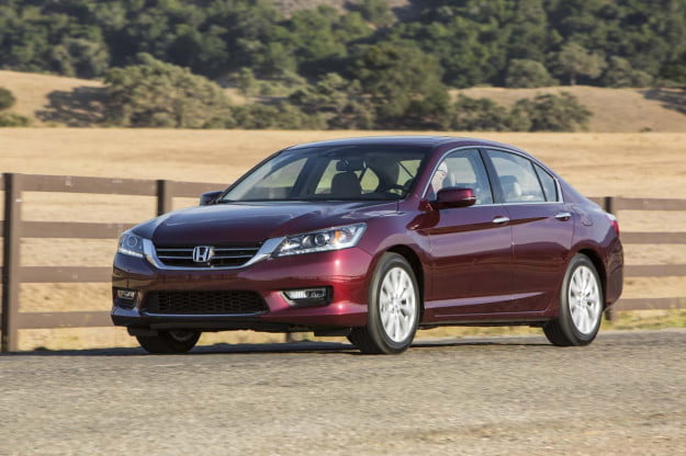 2013 Honda Accord EX-L V-6 Sedan