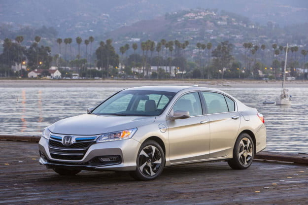 2013 Honda Accord PHEV electric hybrid vehicle