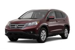 honda cr v review press image