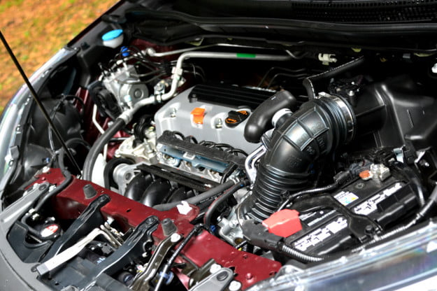 2013 Honda CR X review engine