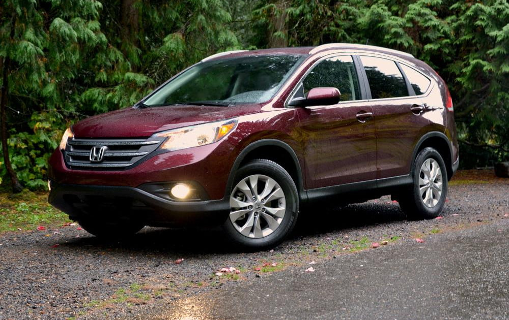 2013 honda cr v review digital trends. Black Bedroom Furniture Sets. Home Design Ideas
