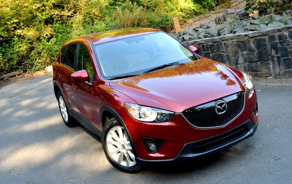 2013 mazda cx 5 review digital trends. Black Bedroom Furniture Sets. Home Design Ideas