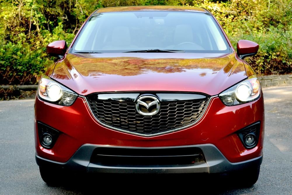 2013 Mazda CX 5 Review exterior front