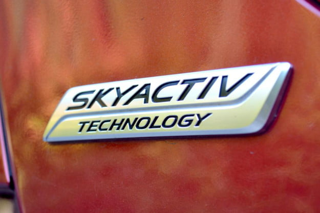 2013 Mazda CX 5 Review exterior skyactiv technology