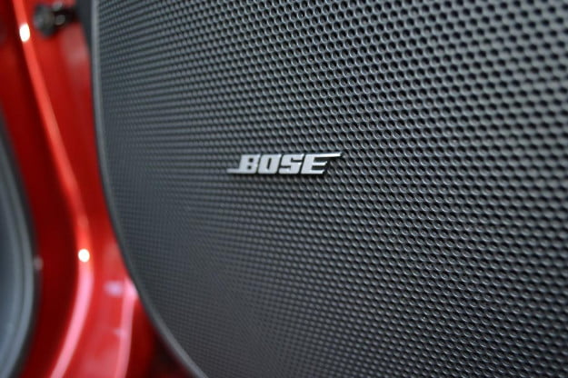 2013 Mazda CX 5 Review interior bose speakers