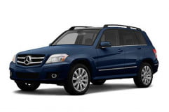 mercedes benz glk matic review press image