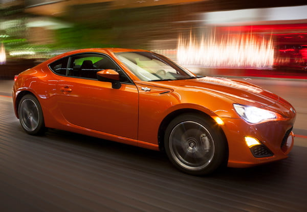 2013-Scion-FR-S-Promo-side-street