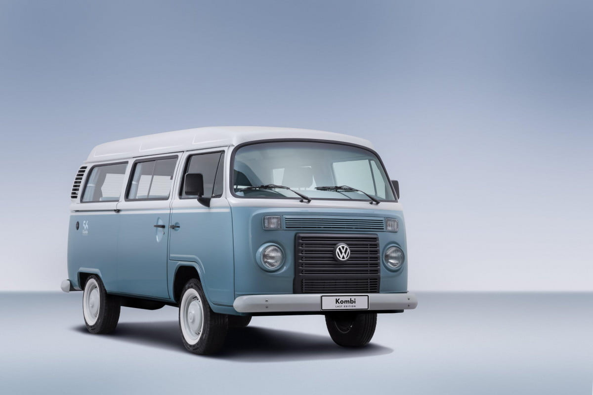 hippie favorite volkswagen kombi may get stay execution  last edition