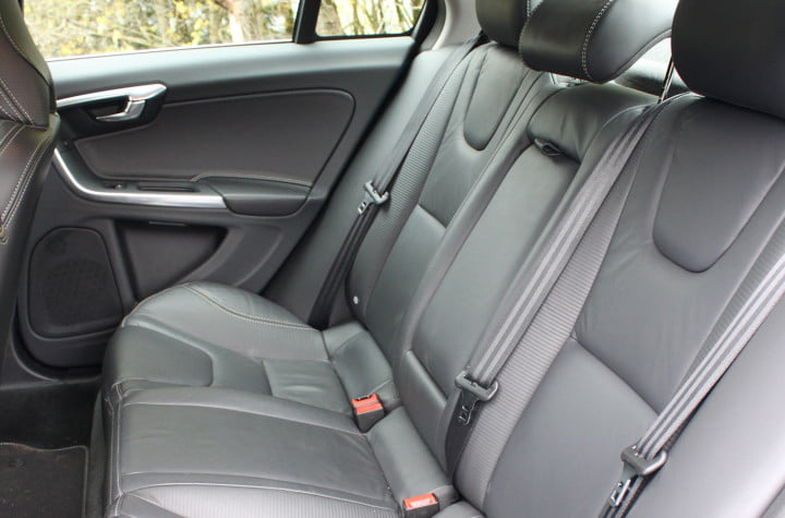 review awd volvo s  t r design looks friendly enough but watch out for the claws interior back